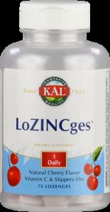 KAL Zink+C, LoZINCges Cherry