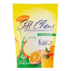 Bariatric Fusion Probiotika Soft Chews Orange Tropical