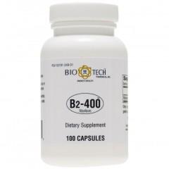 Bio-Tech Vitamin B2 Riboflavin 400 mg