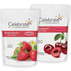 Celebrate Multivitamin Soft Chews