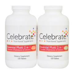 Celebrate Essential Multi 2 in 1
