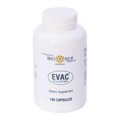 Bio-Tech EVAC Psylliumfaser Kapseln