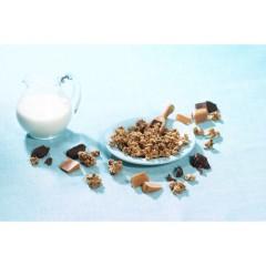 Eiwitijke Muesli chocolade-caramel