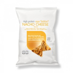 Soja Eiwit Chips, Nacho Cheese