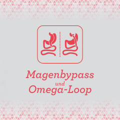 Probepaket für Magenbypass und Omega-Loop