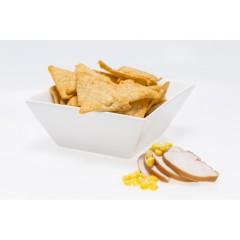 Eiwitchips (Nacho's) tortito's, kip-mais