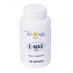 Bio-Tech Vitamin E-Max 1000 IE