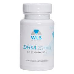 WLS DHEA 25 mg, Dehydroepiandrosteron
