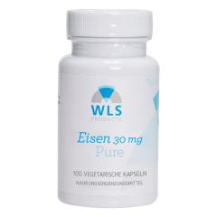 WLS Original Eisenlactat-Kapseln, 30 mg