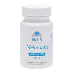 WLS Melatonin Mikrotabletten 0.25 mg