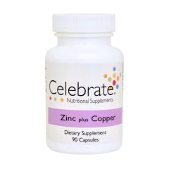 Celebrate Zinc plus Copper