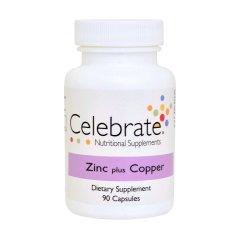 Celebrate Zinc plus Copper