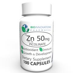 Bio-Innovations Zinkpicolinat 50 mg